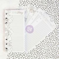 Prima Marketing My Prima Planner Embellishments - Coloring List Pad