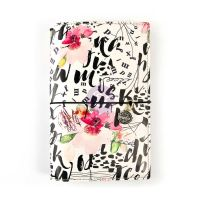 Prima Marketing Prima Traveler's Journal  - Starter Journal Set- Jet Setter