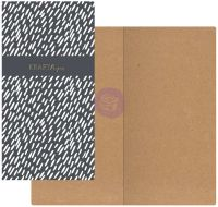 Prima Marketing Prima Traveler's Journal  - Notebook Refill - Kraft Paper
