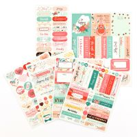 Prima Marketing My Prima Planner Embellishments - Be Happy - Stickers