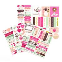 Prima Marketing My Prima Planner Embellishments - Good Vibes - Stickers