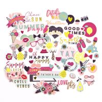 Prima Marketing My Prima Planner Embellishments - Good Vibes - Ephemera Pack