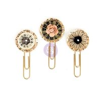 Prima Marketing My Prima Planner Clips - Vintage Love