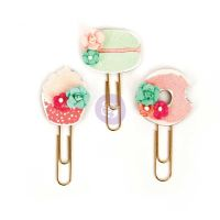 Prima Marketing My Prima Planner Clips - Sweet Tooth