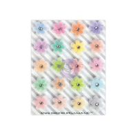 Prima Marketing My Prima Planner Flowers - Neon Flora