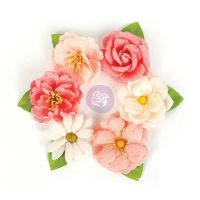Prima Marketing Love Clippings Flowers - Sweet Lovers