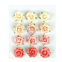 Prima Marketing Love Clippings Flowers - Lovelies