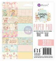 Prima Marketing Heaven Sent 2 - 6X6 Paper Pad
