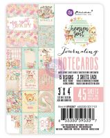 Prima Marketing Heaven Sent 2 - 3X4 Journaling Cards