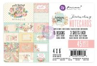 Prima Marketing Heaven Sent 2 - 4X6 Journaling Cards