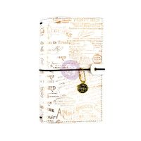Prima Marketing Amelia Rose Prima Traveler's Journal Personal Size - Rose