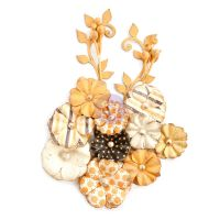 Prima Marketing Amber Moon Flowers - Willow