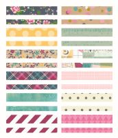 Simple Stories So Fancy Washi Paper Tape