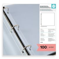 We R Memory Keepers Ring Page Protectors (100 sheets)