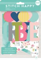 We R Memory Keepers Stitch Happy Kit -  Banner - (58 Piece)