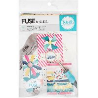We R Memory Keepers FUSEables Cards & Envelopes Kit 10 Cards - Kit 1