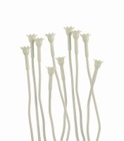 We R Memory Keepers Flower Stem Kit - We R - Natural White (10 Stems)