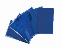 We R Memory Keepers Heatwave Foil - 4 x 6 - Blue (30 Piece)