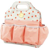 We R Memory Keepers Crafters Tote Bag - Blush Dot