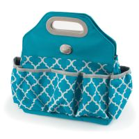 We R Memory Keepers Crafter's Tote Bag - Aqua