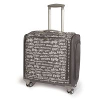 We R Memory Keepers 360 Crafter's Trolley Bag - Charcoal