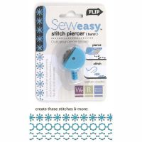 We R Memory Keepers Sew Easy Stitch Piercer Burst Head
