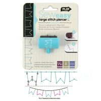 We R Memory Keepers Sew Easy Stitch Piercer Large Head - Banners