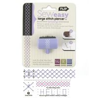 We R Memory Keepers Sew Easy Stitch Piercer Large Head - Smocking