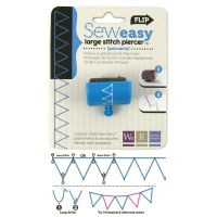 We R Memory Keepers Sew Easy Stitch Piercer Large Head - Pennants