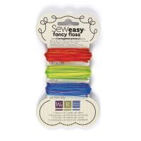 We R Memory Keepers Sew Easy Fancy Floss - Variegated - Primary