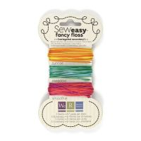We R Memory Keepers Sew Easy Fancy Floss - Variegated - Secondary