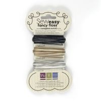 We R Memory Keepers Sew Easy Fancy Floss - Variegated - Neutrals