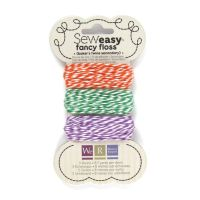 We R Memory Keepers Sew Easy Fancy Floss - Bakers Twine - Secondary
