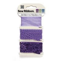 We R Memory Keepers Sew Ribbon - Violet