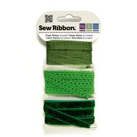We R Memory Keepers Sew Ribbon - Grass