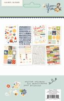 Simple Stories Bloom & Grow 4x6 Stickers