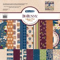 Bo Bunny Stay Awhile 12x12 Collection Pack