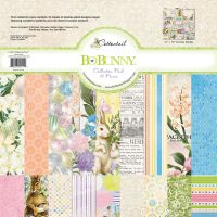 Bo Bunny Cottontail - Collection Pack - 12x12