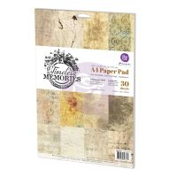 Prima Marketing A4 Paper Pad - Timeless Memories