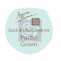 Prima Marketing Chalk Fluid Edger Pad - Pastel Green