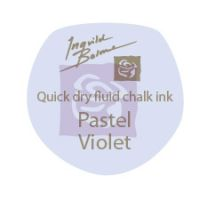 Prima Marketing Chalk Fluid Edger Pad - Pastel Violet