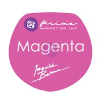 Prima Marketing Chalk Edger - Magenta