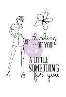 Prima Marketing Julie Nutting Doll Stamp - For You 4