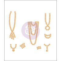 Prima Marketing Julie Nutting Say It In Pearls - Gold