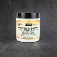 Prima Marketing Texture Paste - White Crackle (8.5 Oz.)