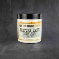 Prima Marketing Texture Paste - Platinum Crackle (8.5 Oz.)