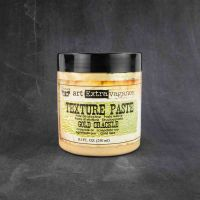 Prima Marketing Texture Paste - Gold Crackle (8.5 Oz.)