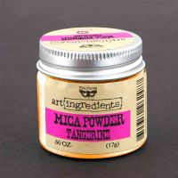 Prima Marketing Art Ingredients-Mica Powder: Tangerine