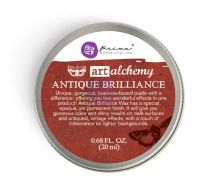 Prima Marketing Art Alchemy-Antique Brilliance-Fire Ruby