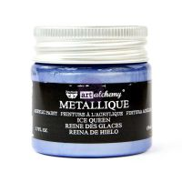 Prima Marketing Art Alchemy Metallique Acrylic Paint - Ice Queen